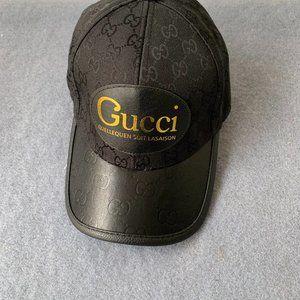 Gucci black hat